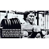 Arnold Schwarzenegger poster 43 inch x 24 inch / 24 inch x 13 inch