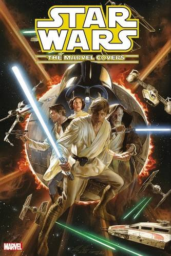 Star Wars Book Cover Art : Book review star wars the marvel covers vol parka s