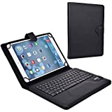 Cooper Cases(TM) Infinite Executive Blackberry PlayBook / 4G LTE / 4G HSPA+ Tablet Keyboard Folio in Black (Built-in Stand, Removable QWERTY Keyboard, Rechargeable Battery)
