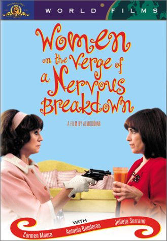 Cover art for  Women on the Verge of a Nervous Breakdown