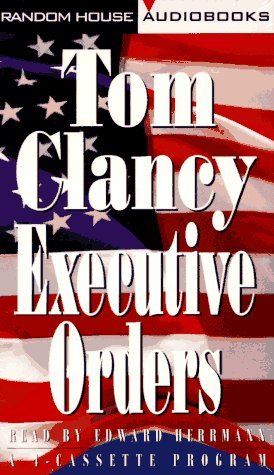 Executive Orders (Tom Clancy), Tom Clancy
