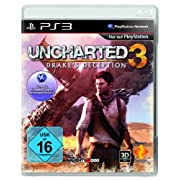 Post image for Uncharted 3: Drake's Deception (PS3) für maximal 25€ *UPDATE* God of War 3 für 16€