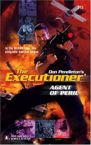 Agent of Peril (Executioner), Don Pendleton