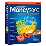 Microsoft Money 2003 Deluxe & Business [Old Version]