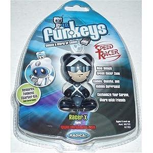 U.B. Funkeys Speed Racer - Racer X [Rare]
