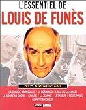 echange, troc Coffret De Funès 9 VHS - L'Essentiel 20e anniversaire : La Grande vadrouille / Le Corniaud / L'Aile ou la cuisse / La Soupe au