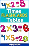 Times Tables FLASHCARDS (New and Improved Version)