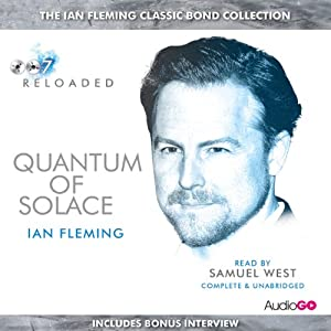 For Your Eyes Only: Quantum of Solace | [Ian Fleming]