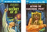 The Secret Of Zi / Beyond the Vanishing Point (Ace Double D-331)