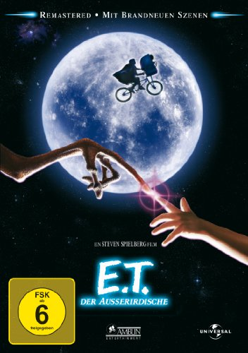 E.T.: The Extra-Terrestrial [Alemania] [DVD]