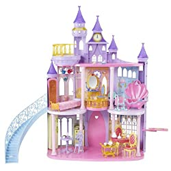 Disney Princess Amazing Total Fairy Tale Castle Huge Play Set
