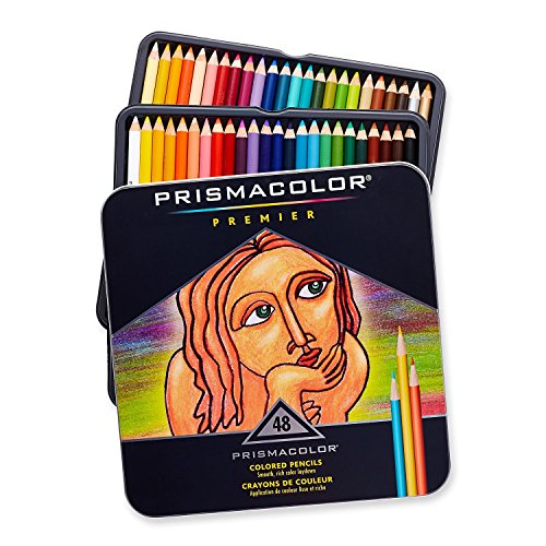 Prismacolor Premier Colored Pencil 48-pack