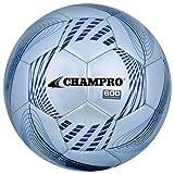 Champro Soccer Ball (Silver Panels, 3), 3/Silver Panels