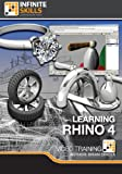 Learning Rhino 4 - Training Course for Mac [Download]