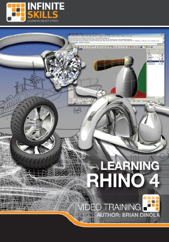 Learning Rhino 4 - Training Course [Download]