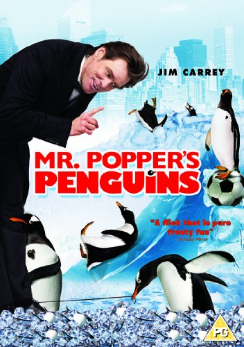 Mr. Popper's Penguins [DVD]