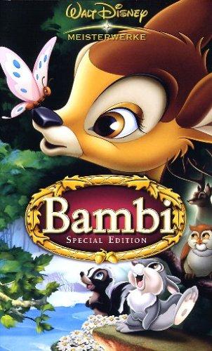 bambi-vhs