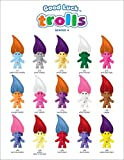 "Good Luck Trolls Mystery Box Series 4 - One 2.5"" Collectible Figure"