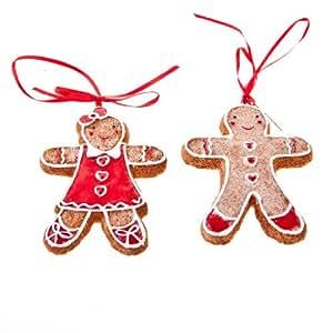 Amazon.com - Gisela Graham Christmas Tree Decorations