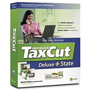TaxCut 2005 Deluxe + State [Old Version]