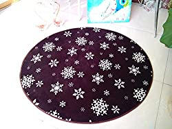 New New 2016 Round Mats Soft Cozy Coral carpet Computer chair Cushion Child Rug Doormat pet rug Yoga Mat 16 styles 11 60x60cm