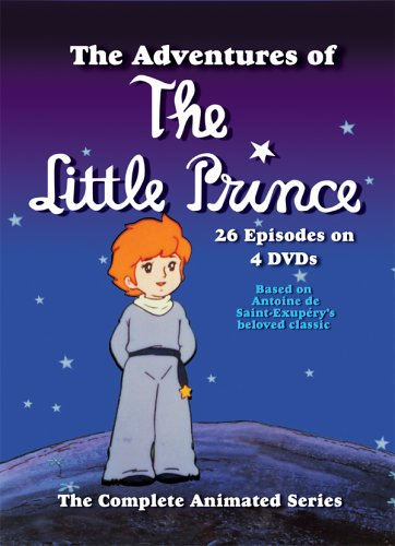 Cover art for  The Adventures of The Little Prince - The Complete Animated Series