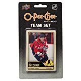 NHL Washington Capitals 2012/13 Upper Deck O-Pee-Chee Team Card Set (17 Cards)