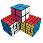 5x5x5, 4x4x4 and 2x2x2 Cube Set from...