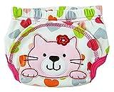 BuyHere-Unisex-Baby pañales cat Talla:mediano