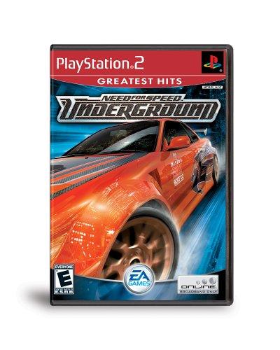 Need for Speed Underground - PlayStation 2