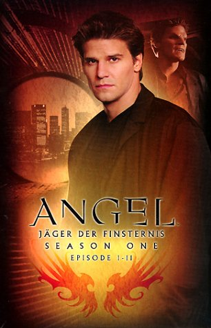 Angel - Jäger der Finsternis: Season 1.1 Collection (Episoden 1-11) [VHS]