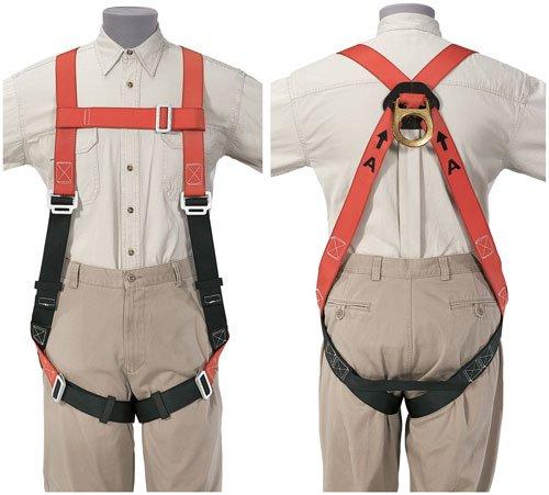 Klein 87140 Klein-Lite Fall-Arrest Harness, Universal Size front-85542