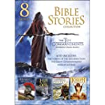 8 Movie Family Bible Stories C