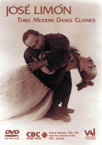 Jose Limon - Three Modern Dance Classics [1949] [DVD]