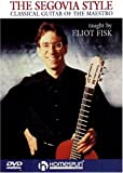 DVD-The Segovia Style-Classical Guitar Of The Maestro