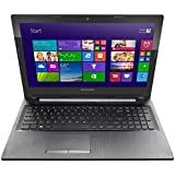 Lenovo G50-45 15.6-inch Laptop (AMD E Series/2GB/500GB/Windows 8.1/ATI Radeon), Black
