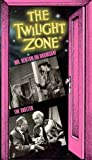 The Twilight Zone: Mr. Denton on Doomsday/ The Shelter [VHS]
