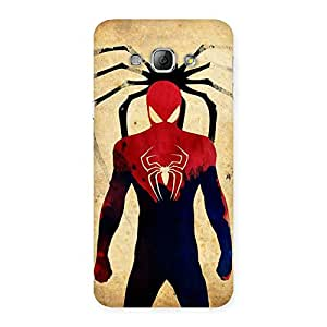 Ready For Web Multicolor Back Case Cover for Galaxy A8