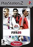 echange, troc Fifa 09 - platinum