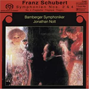 Symphonies 2 & 4 (Hybr)
