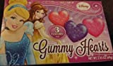 Disney Princess Gummy Hearts 2.45 oz