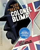 The Life and Death of Colonel Blimp (The Criterion Collection) [Blu-ray]