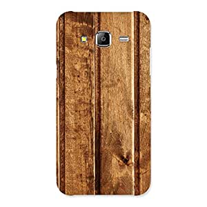 Gorgeous Wood Texture Back Case Cover for Samsung Galaxy J5
