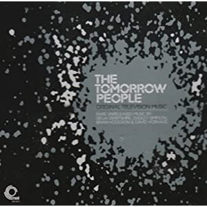 The Tomorrow People cover