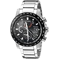 Citizen Eco-Drive World Time A-T Men's Watch