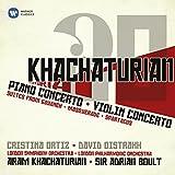 Aram Khachaturian - Piano Concerto; Violin Concerto