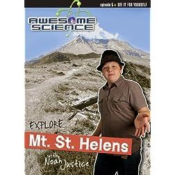 DVD-Explore Mt. St. Helens