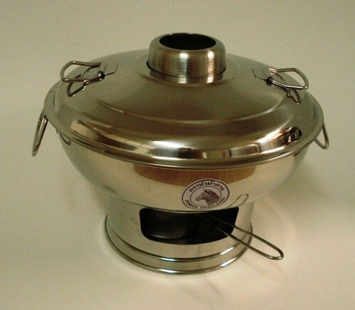 Stainless Steel Hot Pot, medium size #142325