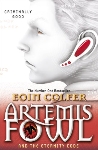 Eoin Colfer - Artemis Fowl and the Eternity Code