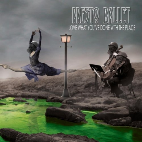 Presto Ballet-Love What Youve Done With the Place-CDEP-FLAC-2011-GRAVEWISH Download